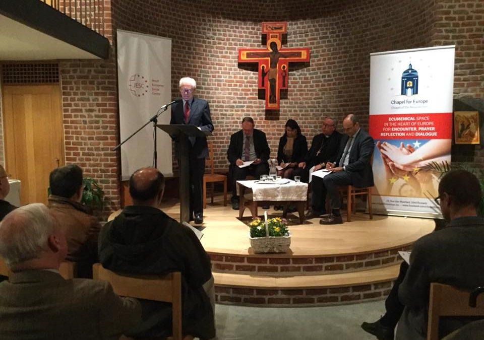 Discours M. Van Rompuy  à la Chapelle pour l'Europe 06. 11. 2018  – Rediscovering the European Common Good