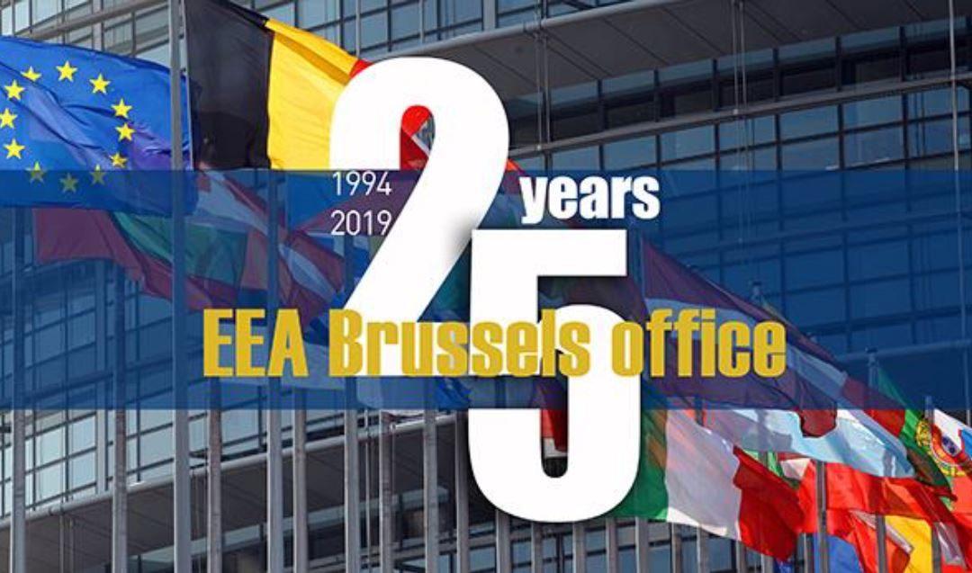 25 Anniversary-Brussels office of European Evangelical Alliance