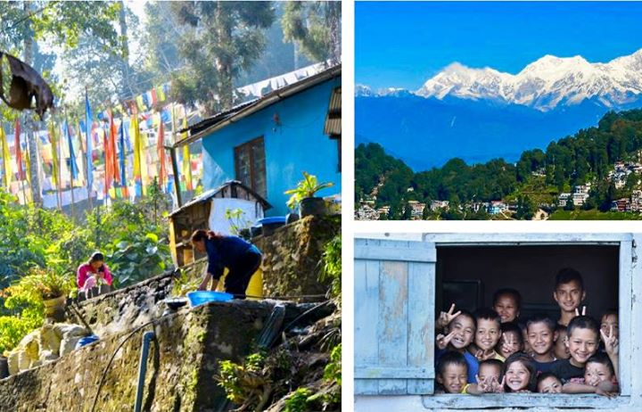 Travelers Cafe: The violin children of the Himalayas