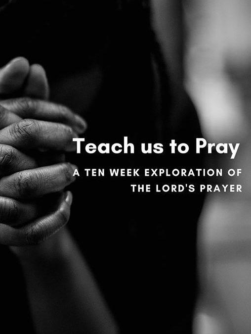 "Teach us to Pray: ""Amen."""