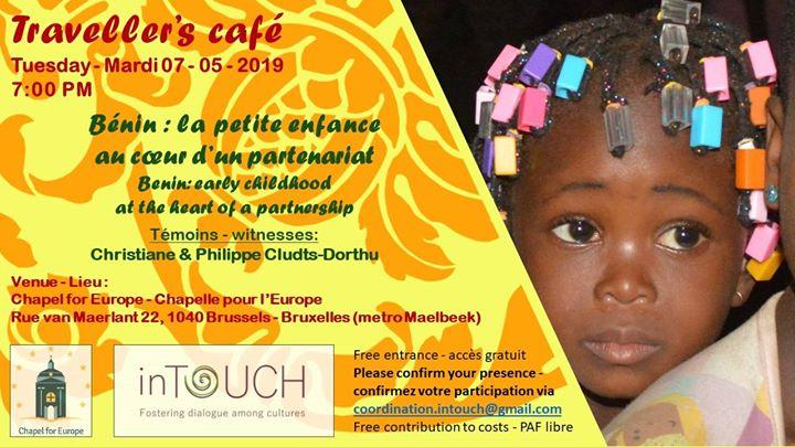 Traveller's Cafe – Bénin: la petite enfance