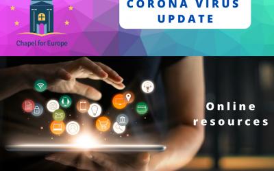 [Update Corona Virus] Ressources en ligne