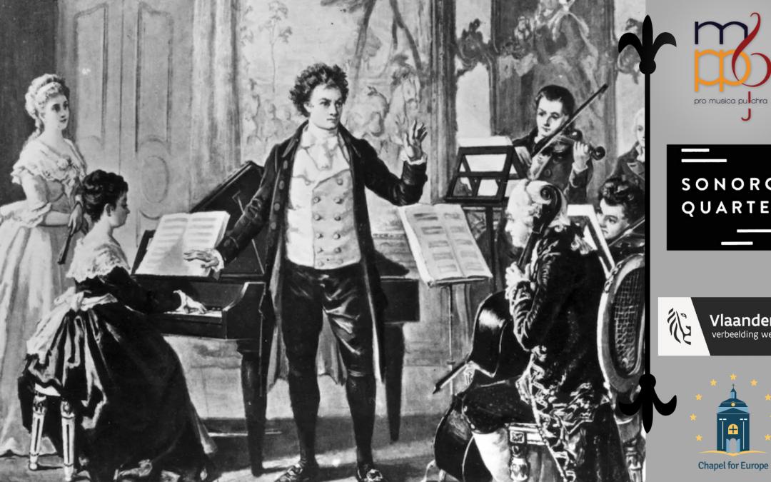 Exceptional Concert – Sonoro Quartet