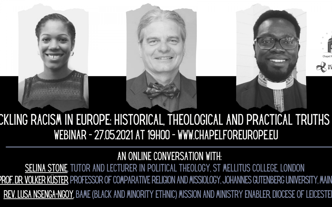 Tackling racism in Europe: historical, theological and practical truths