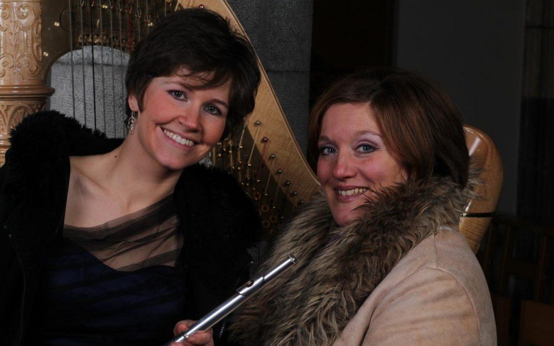 FESTIVAL CHAPEL FOR EUROPE – Duo Naïades – Flûte & Harpe