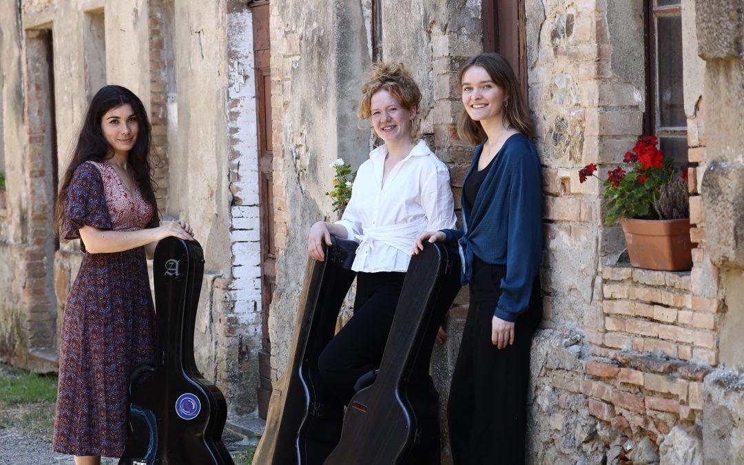 FESTIVAL CHAPEL FOR EUROPE – Trio Franor, guitare